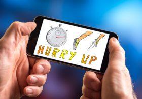 タイマーアプリのイメージ