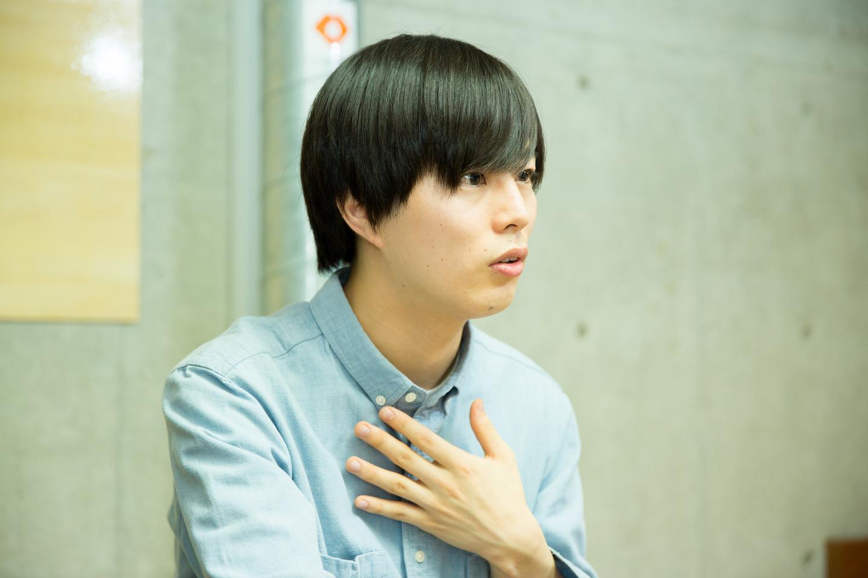 Makership代表 高野慎太郎さん インタビュー写真